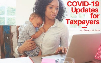 COVID-19 Updates For Southern California Taxpayers