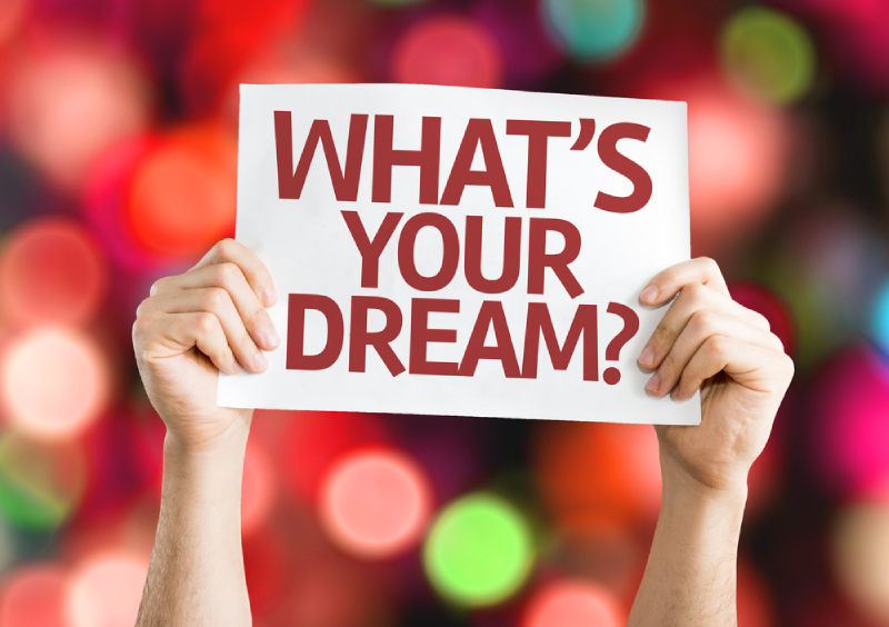 Time To Dream With Your Friendly Southern California Tax Professional