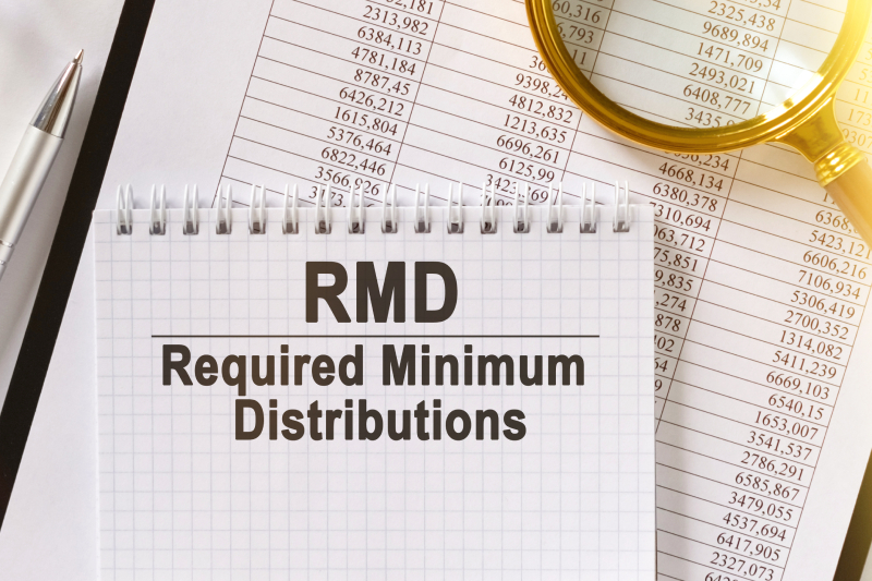 How COV-19 Affected Annual RMD for Southern California Retirees
